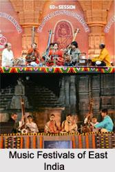 Music Festivals of East India