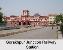 North Eastern Railway Zone of India, Gorakhpur, Indian Railways