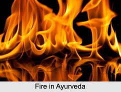 Fire in Ayurveda, Panchabhuta