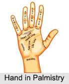 Hand, Palmistry