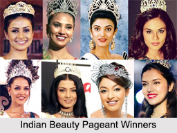 Indian Beauty Pageant Winners, Indian Personalities