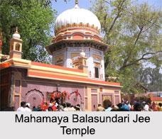 Temples in Trilokpur, Sirmaur, Himachal Pradesh