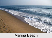 Marina Beach, Chennai, Beaches of India