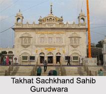 Takhat Sachkhand Shri Hazur Abchalnagar Sahib Gurudwara, Gurudwaras in India