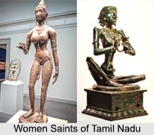 Women Saints of Tamil Nadu , India