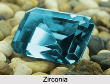 Zirconia, Gemstone