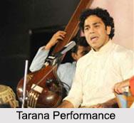 Tarana - Indian Classical Musical Form