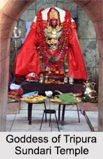 Shakti Peethas in India, Durga Temples in India