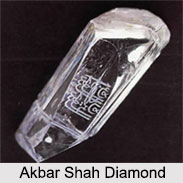 Akbar Shah Diamond, Indian Jewellery