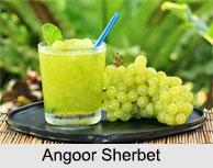 Angoor Sherbet, Indian Sherbet