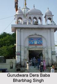 Gurudwara Dera Baba Bharbhag Singh, Una, Himachal Pradesh
