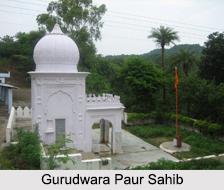 Gurudwara Paur Sahib, Bilaspur, Himachal Pradesh