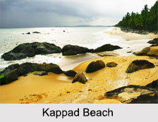 Kappad Beach, Beaches of Kerala