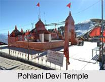 Pohlani Devi Temple, Himachal Pradesh