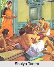 Shalya Tantra, Branch of Ayurveda