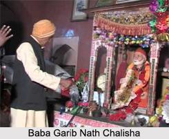 Shrine of Baba Garib Nath, Paonta Sahib, Sirmaur, Himachal Pradesh