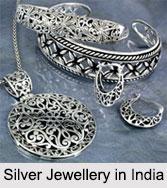 Silver Jewellery in India