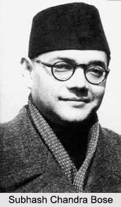 Subhash Chandra Bose, Indian Freedom Fighter