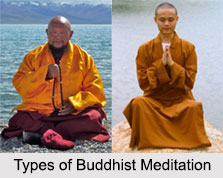 Types of Buddhist Meditation