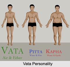 Vata Personality, Tridosha in Ayurveda