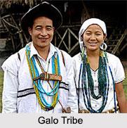 Galo Tribe, Tribes of Arunachal Pradesh