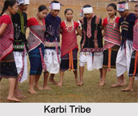 Karbi Tribes, Tribes of Assam