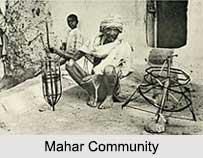 Mahar Community, Indian Community