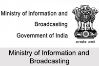Ministry of Information and Broadcasting, Indian Ministries