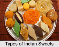 Types of  Indian Sweets