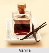 Vanilla, Types of Spice