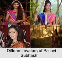 Pallavi Subhash, Indian TV Actresses, Indian Television