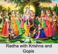 Radha, Mythological Character