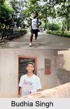 Buddhia Singh, Indian Athlete