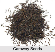 Caraway Seeds, Types of Spice