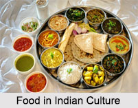 Food in Indian Culture