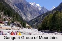 Gangotri Group of Mountains, Uttarakhand, Indian Mountains
