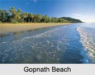 Gopnath Beach, Bhavnagar, Gujarat