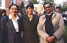 Jagdish N. Bhagwati at University