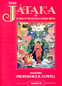 Jataka,  Sacred Book Of The Buddhists
