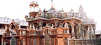 Jhagadia Tirth, Bharuch, Gujarat