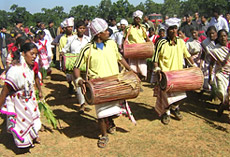 The Santhal Tribe - Zarkhand