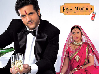 Just Married, Indian film