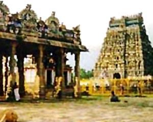 Kaayaroganam Siva Temple in Nagappattinam, Tamil Nadu