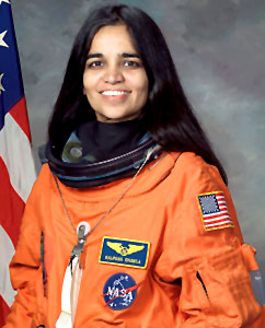 Early Life of Kalpana Chawla, Indian astronaut
