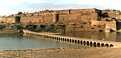 Fort at Jhalawar