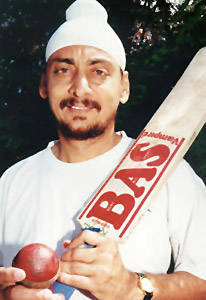 Kanwaljit Singh, Indian Cricket