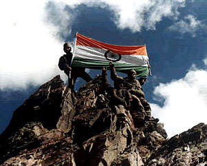 Kargil Vijay Diwas, The Kargil Operation in 1999