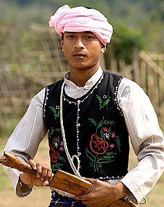 Khamti, North-East Indian Tribes