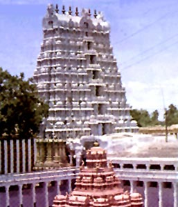 Krishnapuram temple Tirunelveli, Tamil Nadu