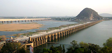 Krishna, Indian River